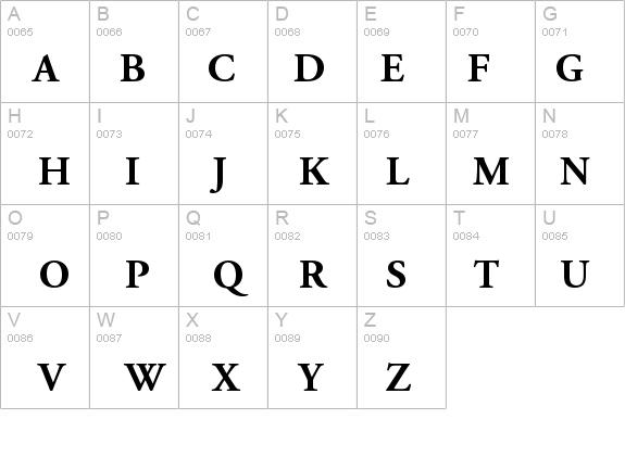 AGaramondPro-Bold Font - FontZone net