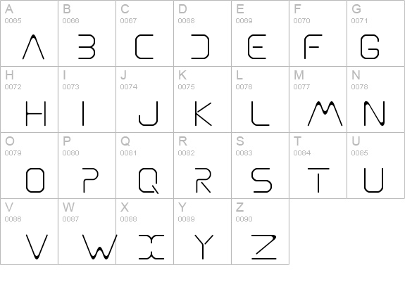 ASO details - Free Fonts at FontZone.net
