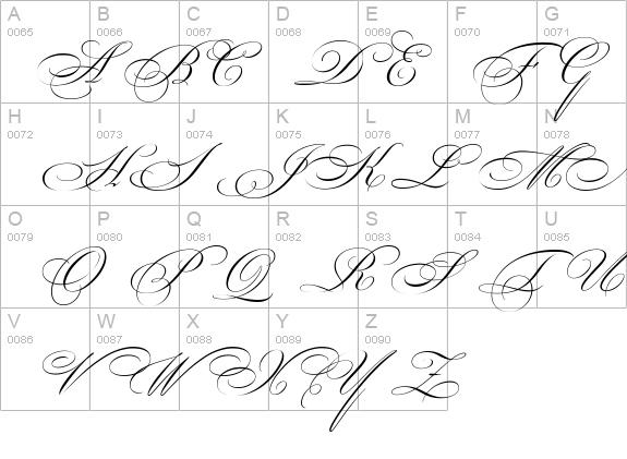 free swash font