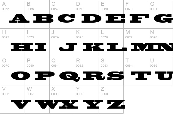 BlackoakStd details - Free Fonts at FontZone.net