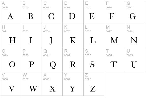 Caslon-Light Font - FontZone net