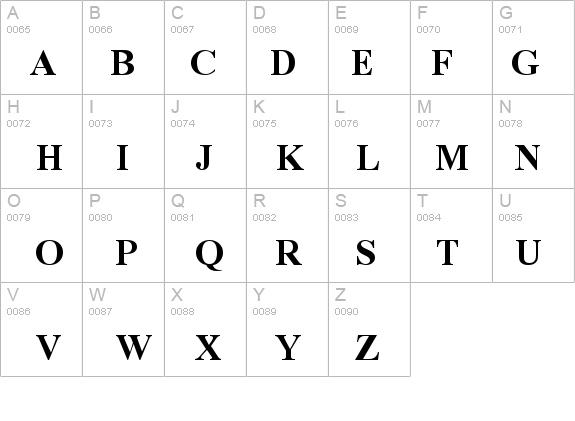 David Bold Font - FontZone net