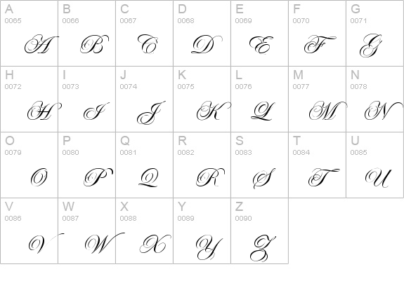 Шрифт esenin script one.