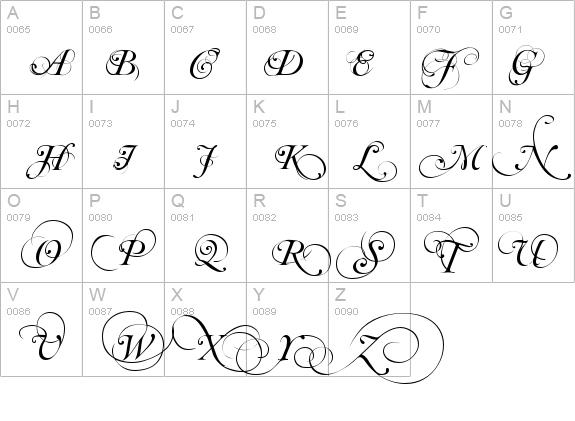 Mutlu ornamental font fontzone