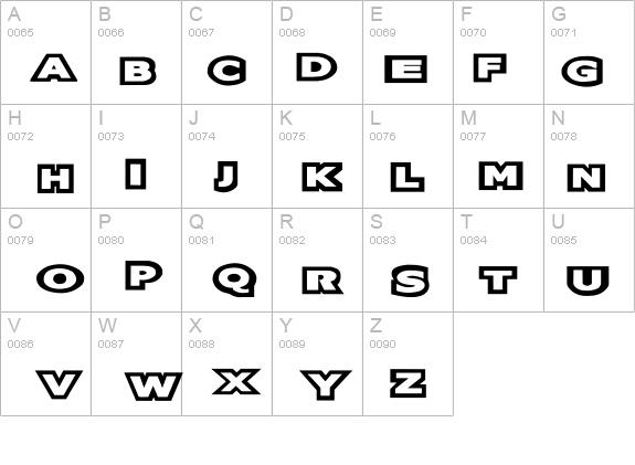 Oreos Font - FontZone net