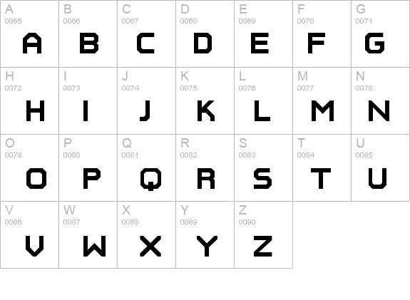 PerfectPixel details - Free Fonts at FontZone.net