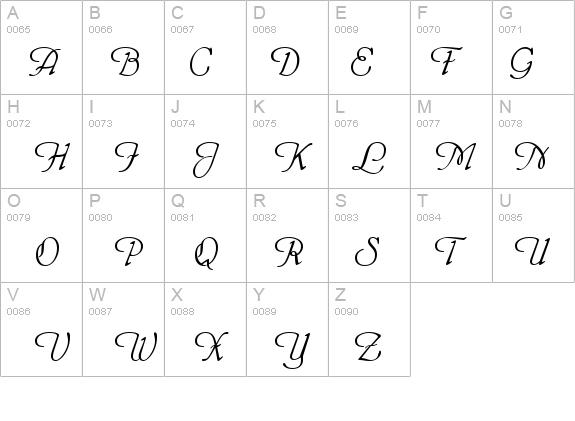 Phyllis ATT Italic details - Free Fonts at FontZone.net