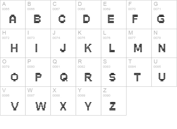 pixelino details - Free Fonts at FontZone.net