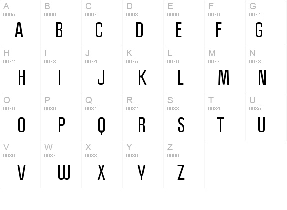 Politica Bold Font - FontZone.net