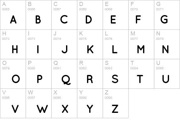 QuicksandBold-Regular details - Free Fonts at FontZone.net
