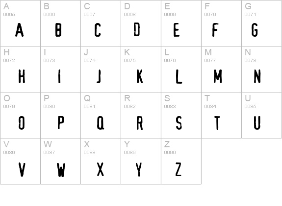 XBAND Rough details - Free Fonts at FontZone.net