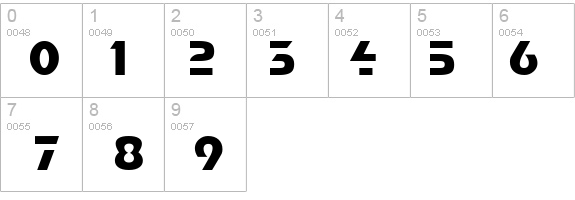 Babylon Industrial Font - FontZone net
