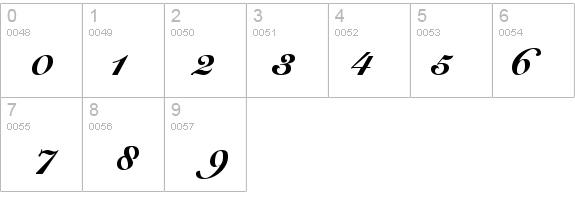 Cursive Elegant Font Fontzone Net