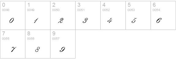 English Script Font - FontZone net