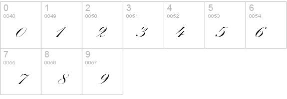 Old Script Font - FontZone net