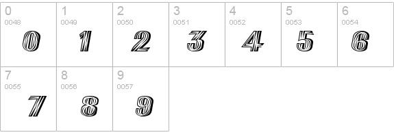 Paris Flash ICG Font - FontZone net