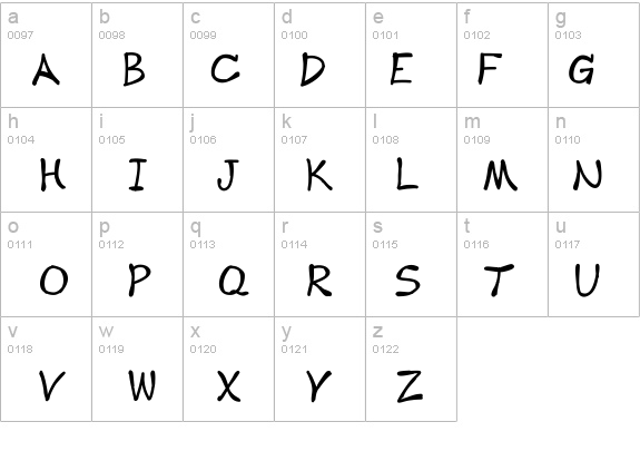 Komik details - Free Fonts at FontZone.net