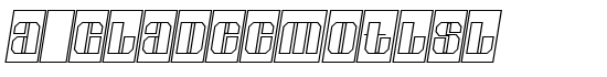 a_GladeCmOtlSl - Download Thousands of Free Fonts at FontZone.net