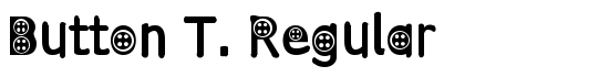Button T. Regular - Download Thousands of Free Fonts at FontZone.net